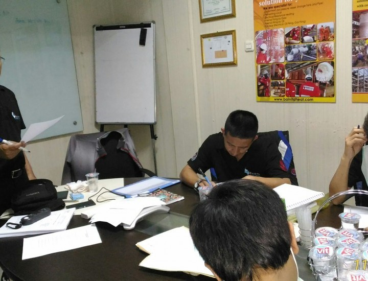 Training NDT (MTPT) Level I