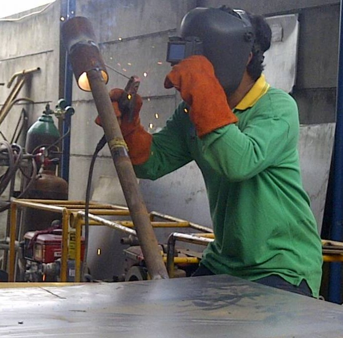 Training Welder Certification